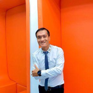 Eric先生 - Viettel Cargo越南合作公司的首席执行官