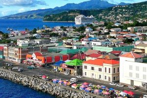 Import cosmetics from DOMINICA to Vietnam