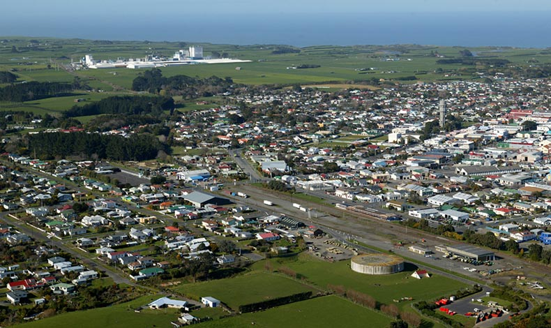 Delivery from South Taranaki District – New Zealand to Vietnam cheapest and fastest