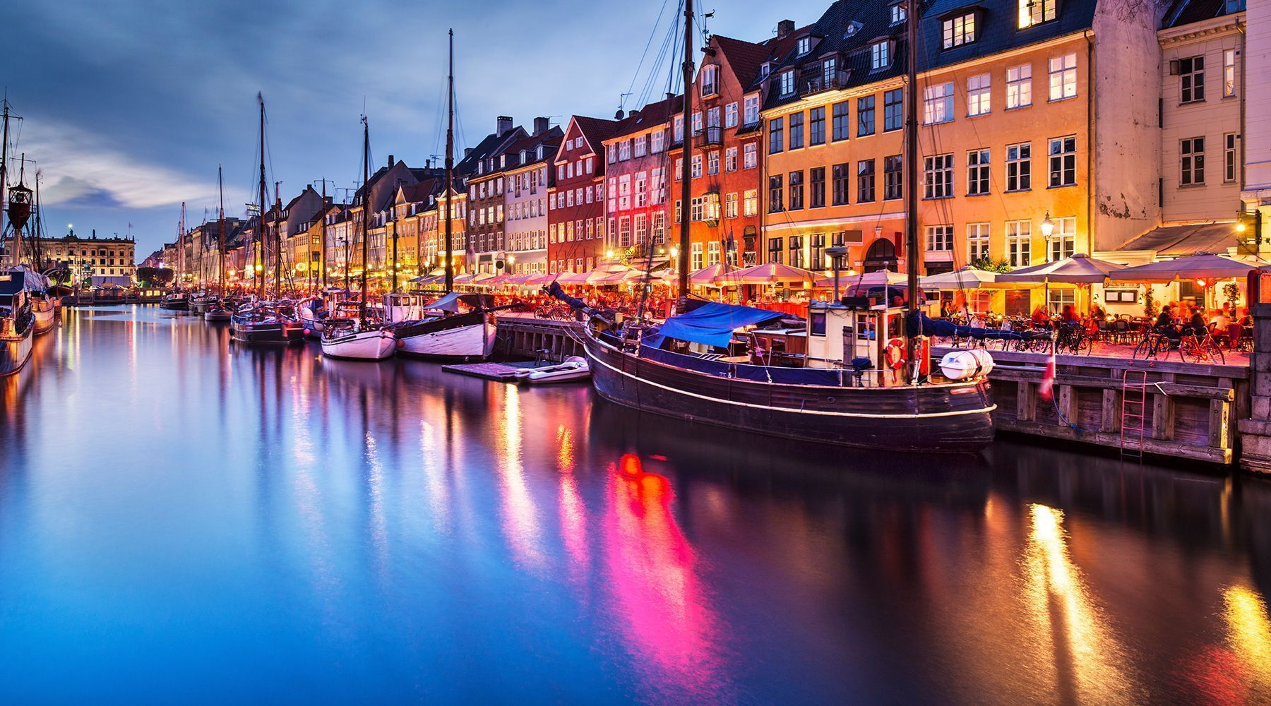 Copenhagen, Denmark, Fast and reliable express delivery service from Taiwan to Denmark