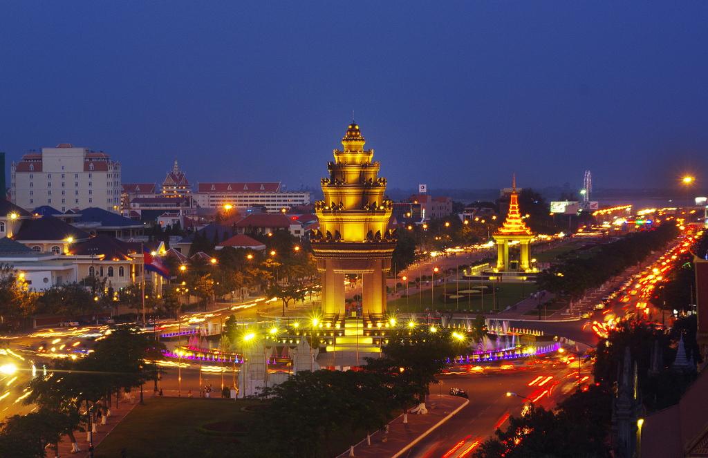 Best quality Express Service from Ho Chi Minh to Phnom Penh