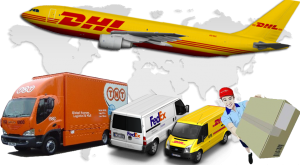 Express delivery services from Hanoi