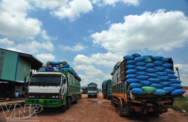 Xe liên vận giá rẻ từ Vĩnh Phúc đi Luông Nậm Thà-Lào