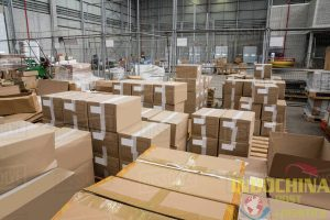 Vận chuyển hàng hóa, tài liệu đi Thụy Điển