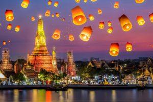 Chuyển phát nhanh từ Việt Nam đi Thái Lan giá rẻ, uy tín