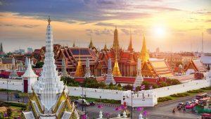 Chuyển hàng từ Hồ Chí Minh đi Bangkok