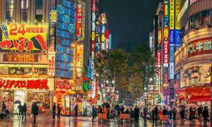 Chuyển phát nhanh hàng hóa đi Nhật Bản