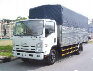 chuyển hàng từ Tiền Giang qua cửa khẩu Mỹ Quý Tây