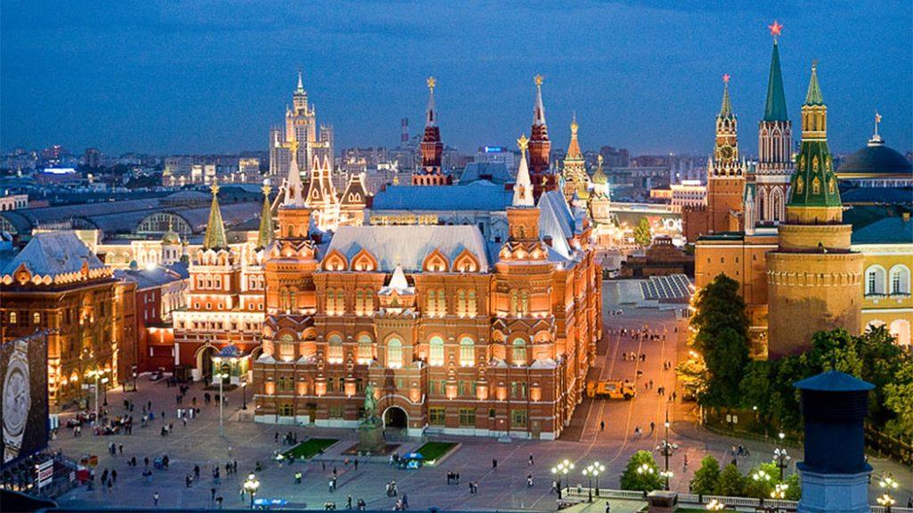 Dịch vụ chuyển phát nhanh Moscow (Nga) - Việt Nam uy tín, nhanh chóng