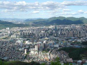 Chuyển phát nhanh từ Hồ Chí Minh đi Dongducheon (Hàn Quốc) giá rẻ