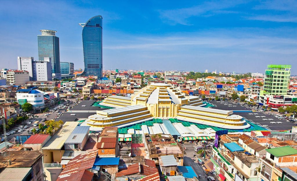FAST & COST-EFFICIENT EXPRESS DELIVERY FROM HO CHI MINH CITY TO PHNOM PENH