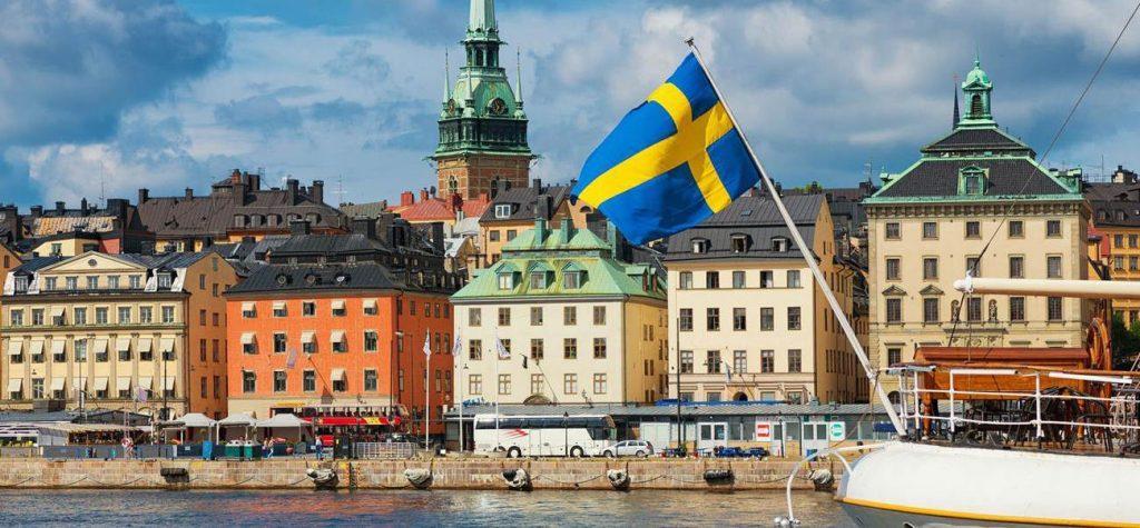 vận chuyển hàng không từ Hà Nội đến Thụy Điển