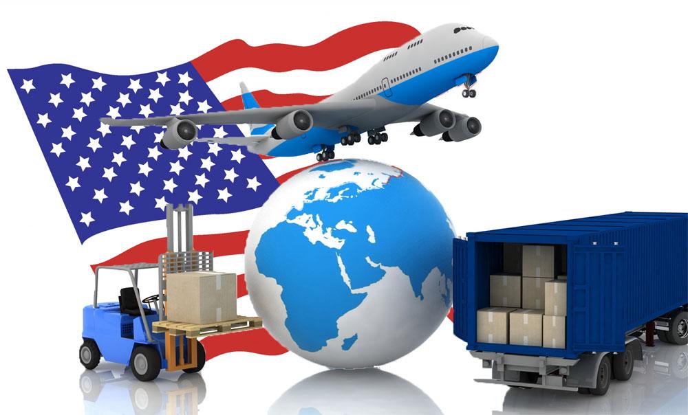 Chuyển phát nhanh từ Hồ Chí Minh đi Mỹ