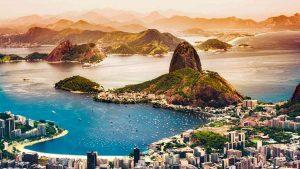 Dịch vụ gửi hàng chuyển phát nhanh từ Brazil (Brasil) về Việt Nam