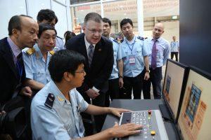 Dịch vụ khai báo hải quan Công ty vận tải bưu chínhĐông Dương (Indochinapost)