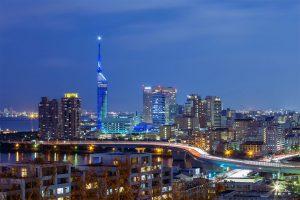 Dịch vụ chuyển phát nhanh chứng từ, bưu phẩm từ Hà Nội đi Fukuoka