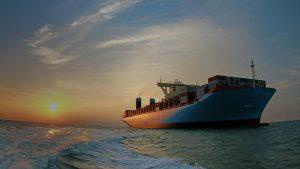 Vận chuyển hàng hóa sang Trung Quốc bằng đường biển