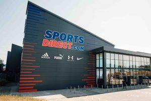 Order hàng Sports Direct