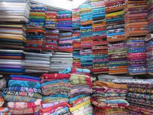 Thủ tục nhập khẩu vải