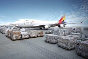 Vận chuyển bằng máy bay của Indochina Post