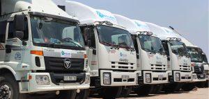 Indochina Post luôn sẵn sàng cung cấp cho quý khách dịch vụ Trucking chuyên nghiệp, giá không thể thấp hơn từ Gia Lai sang Kampong Seu.